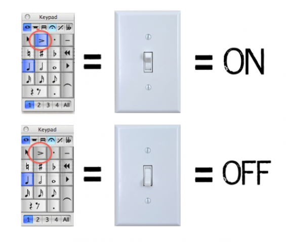 Post image for Sibelius Tutorial: Quick filter & delete with the Sibelius keypad