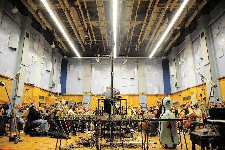 News: The Abbey Road Session January 2011
