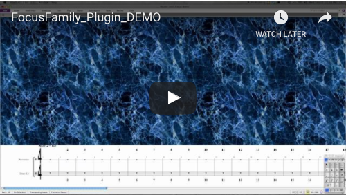 Sibelius Tutorial: Working With Large Scores: Part 1 Focus Family Plug-ins